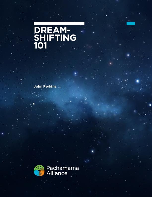 Dream Shifting 101 E-guide